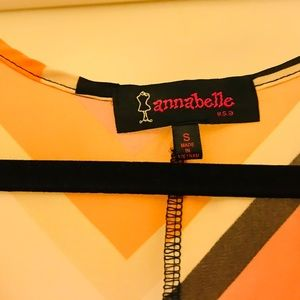 Annabelle Tops - Great Summer Top
